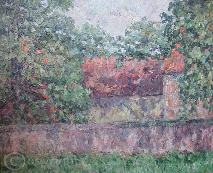 Haus im Garten Soest 1964