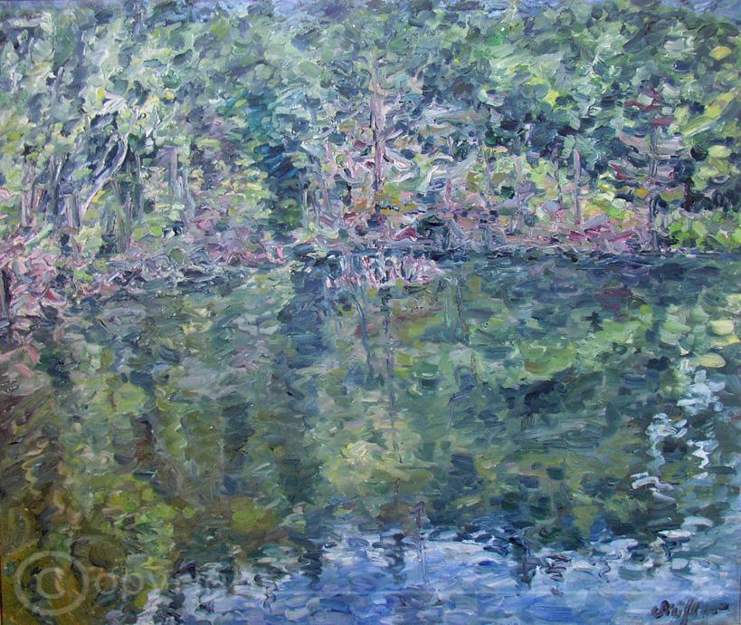 Waldsee Tchechien 1954