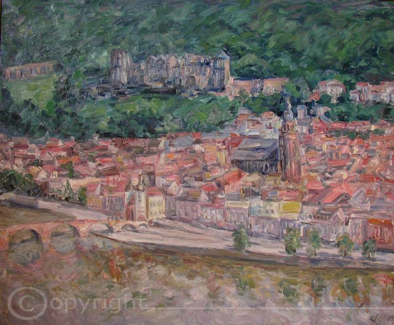 Heidelberg Stadt 1992
