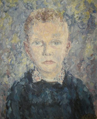 Der Sohn eines Verwandten in Soest 1970