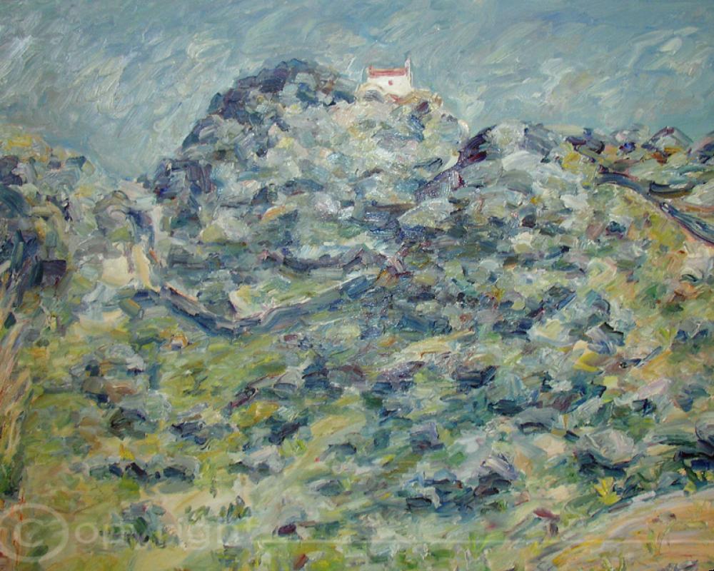 Berg Mykonos 1953