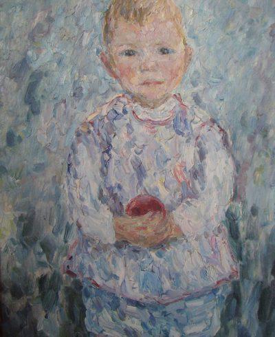Ich Katrin seine Tochter in Soest 1968