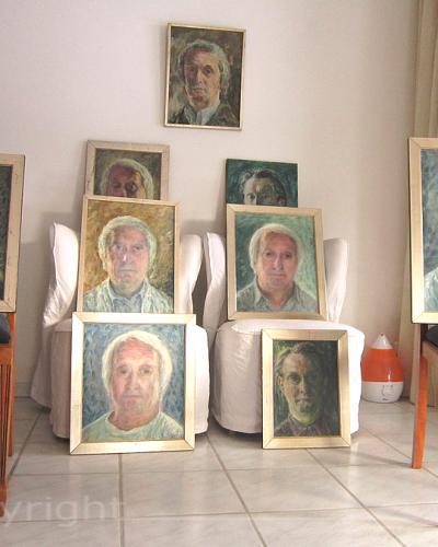Alle Selbstportraits