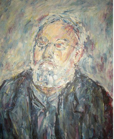 Professor Ameisenforscher inSoest 1969